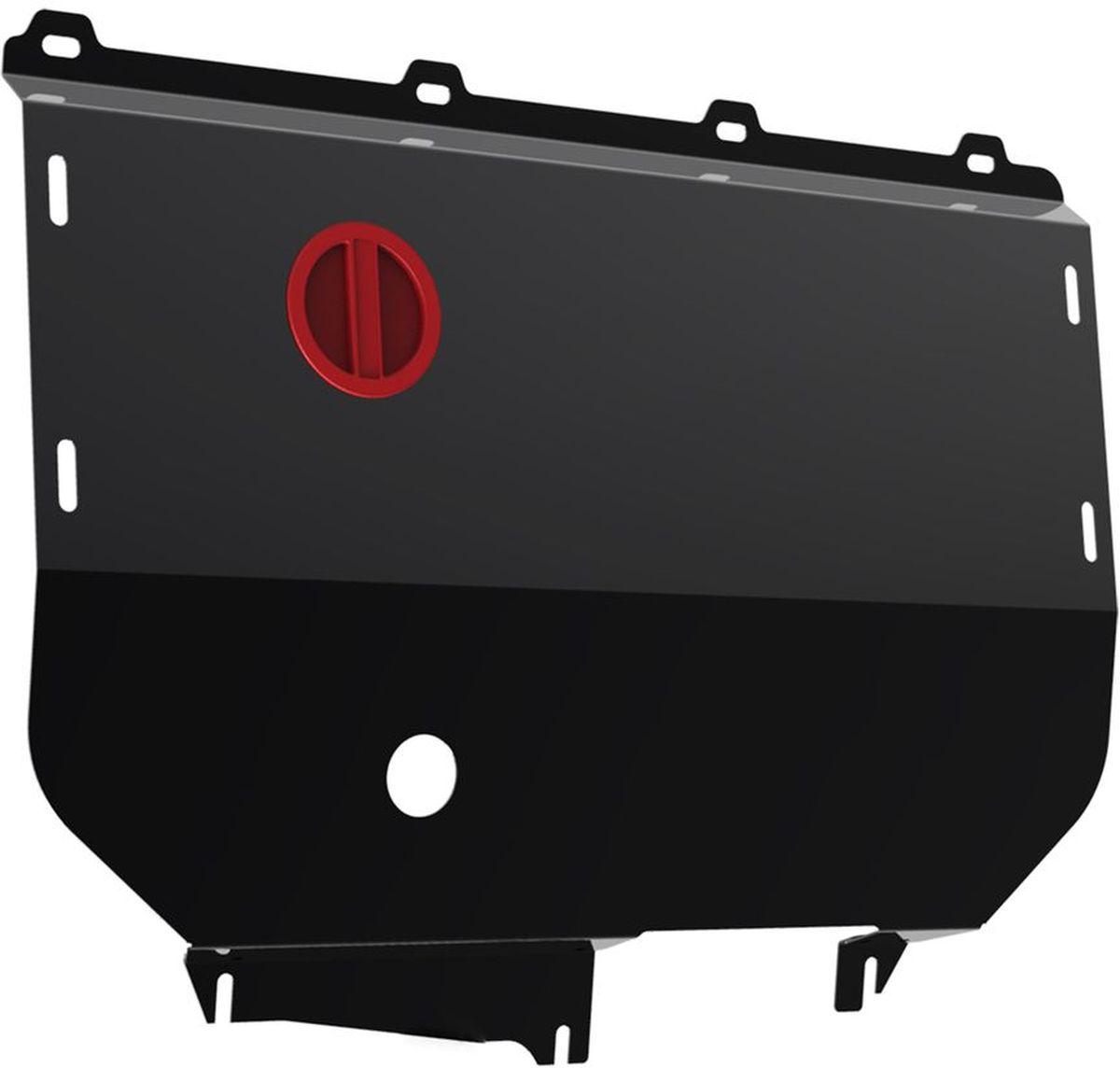 Защита картера и КПП Автоброня, для Fiat Ducato. 111.01708.1111.01708.1Технологически совершенный продукт за невысокую стоимость. Защита разработана с учетом особенностей днища автомобиля, что позволяет сохранить дорожный просвет с минимальным изменением. Защита устанавливается в штатные места кузова автомобиля. Глубокий штамп обеспечивает до двух раз больше жесткости в сравнении с обычной защитой той же толщины. Проштампованные ребра жесткости препятствуют деформации защиты при ударах. Тепловой зазор и вентиляционные отверстия обеспечивают сохранение температурного режима двигателя в норме. Скрытый крепеж предотвращает срыв крепежных элементов при наезде на препятствие. Шумопоглощающие резиновые элементы обеспечивают комфортную езду без вибраций и скрежета металла, а съемные лючки для слива масла и замены фильтра - экономию средств и время. Конструкция изделия не влияет на пассивную безопасность автомобиля (при ударе защита не воздействует на деформационные зоны кузова). Со штатным крепежом. В комплекте инструкция по...