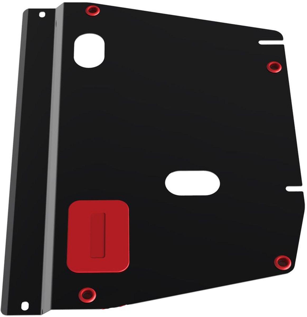 Защита картера и КПП Автоброня, для Honda Civic 4 door. 111.02108.1111.02108.1Технологически совершенный продукт за невысокую стоимость. Защита разработана с учетом особенностей днища автомобиля, что позволяет сохранить дорожный просвет с минимальным изменением. Защита устанавливается в штатные места кузова автомобиля. Глубокий штамп обеспечивает до двух раз больше жесткости в сравнении с обычной защитой той же толщины. Проштампованные ребра жесткости препятствуют деформации защиты при ударах. Тепловой зазор и вентиляционные отверстия обеспечивают сохранение температурного режима двигателя в норме. Скрытый крепеж предотвращает срыв крепежных элементов при наезде на препятствие. Шумопоглощающие резиновые элементы обеспечивают комфортную езду без вибраций и скрежета металла, а съемные лючки для слива масла и замены фильтра - экономию средств и время. Конструкция изделия не влияет на пассивную безопасность автомобиля (при ударе защита не воздействует на деформационные зоны кузова). Со штатным крепежом. В комплекте инструкция по...