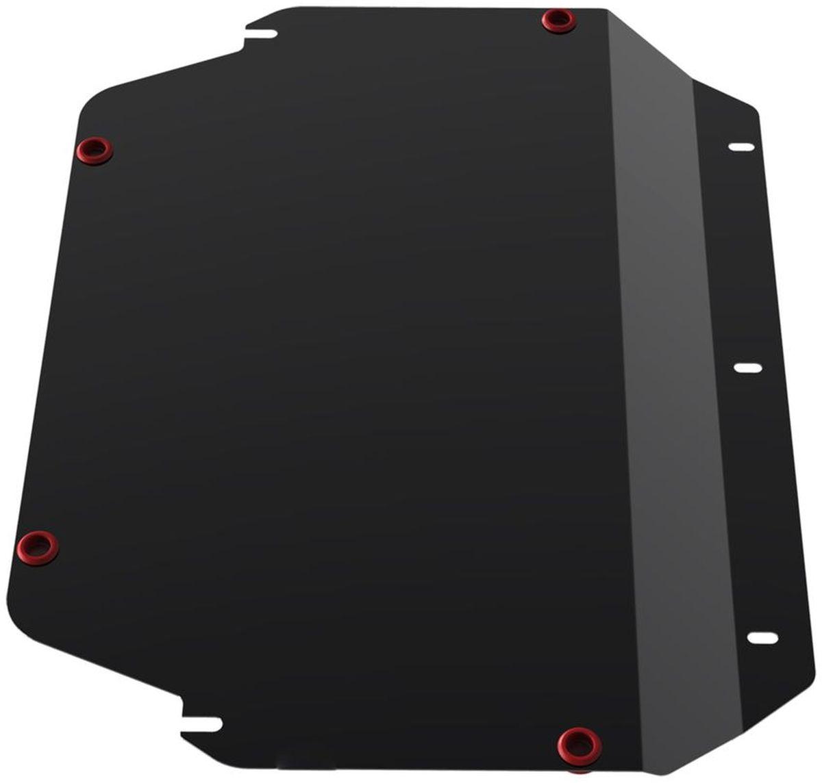 Защита картера и КПП Автоброня, для Hyundai Verna/Kia Rio III. 111.02805.2111.02805.2Технологически совершенный продукт за невысокую стоимость. Защита разработана с учетом особенностей днища автомобиля, что позволяет сохранить дорожный просвет с минимальным изменением. Защита устанавливается в штатные места кузова автомобиля. Глубокий штамп обеспечивает до двух раз больше жесткости в сравнении с обычной защитой той же толщины. Проштампованные ребра жесткости препятствуют деформации защиты при ударах. Тепловой зазор и вентиляционные отверстия обеспечивают сохранение температурного режима двигателя в норме. Скрытый крепеж предотвращает срыв крепежных элементов при наезде на препятствие. Шумопоглощающие резиновые элементы обеспечивают комфортную езду без вибраций и скрежета металла, а съемные лючки для слива масла и замены фильтра - экономию средств и время. Конструкция изделия не влияет на пассивную безопасность автомобиля (при ударе защита не воздействует на деформационные зоны кузова). Со штатным крепежом. В комплекте инструкция по...
