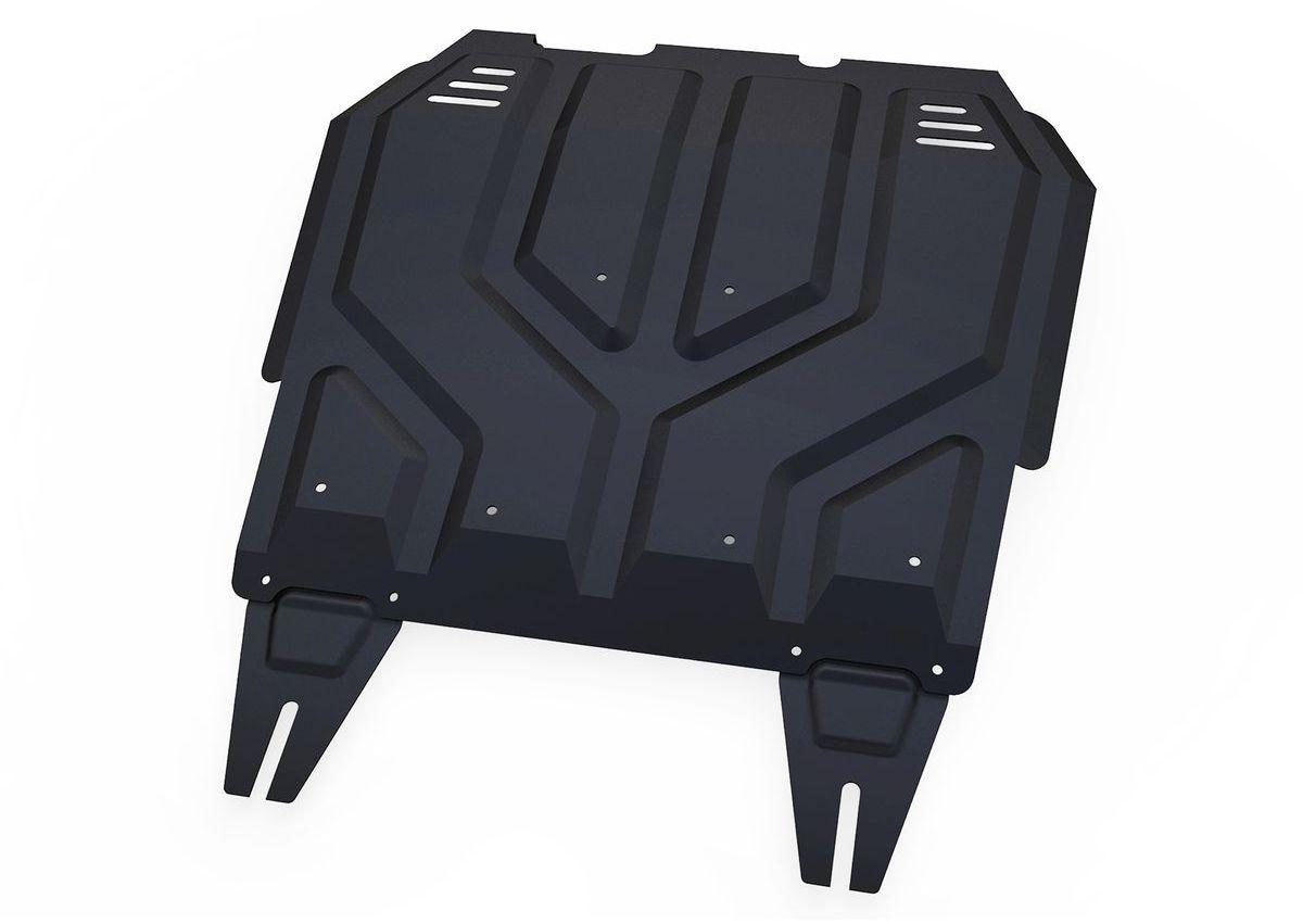 Защита картера и КПП Автоброня, для Citroen/Mitsubishi/Peugeot. 111.04037.1111.04037.1Технологически совершенный продукт за невысокую стоимость. Защита разработана с учетом особенностей днища автомобиля, что позволяет сохранить дорожный просвет с минимальным изменением. Защита устанавливается в штатные места кузова автомобиля. Глубокий штамп обеспечивает до двух раз больше жесткости в сравнении с обычной защитой той же толщины. Проштампованные ребра жесткости препятствуют деформации защиты при ударах. Тепловой зазор и вентиляционные отверстия обеспечивают сохранение температурного режима двигателя в норме. Скрытый крепеж предотвращает срыв крепежных элементов при наезде на препятствие. Шумопоглощающие резиновые элементы обеспечивают комфортную езду без вибраций и скрежета металла, а съемные лючки для слива масла и замены фильтра - экономию средств и время. Конструкция изделия не влияет на пассивную безопасность автомобиля (при ударе защита не воздействует на деформационные зоны кузова). Со штатным крепежом. В комплекте инструкция по...