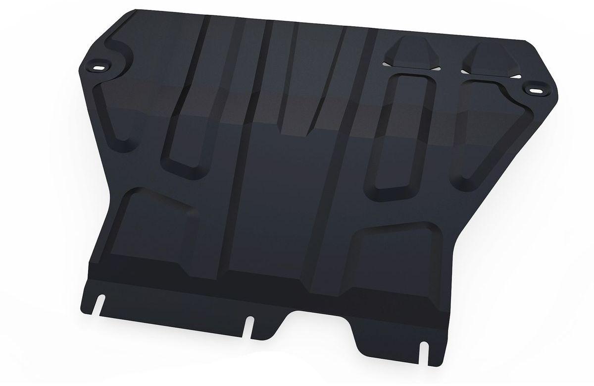 Защита картера и КПП Автоброня, для Skoda Octavia A7. 111.05111.1111.05111.1Технологически совершенный продукт за невысокую стоимость. Защита разработана с учетом особенностей днища автомобиля, что позволяет сохранить дорожный просвет с минимальным изменением. Защита устанавливается в штатные места кузова автомобиля. Глубокий штамп обеспечивает до двух раз больше жесткости в сравнении с обычной защитой той же толщины. Проштампованные ребра жесткости препятствуют деформации защиты при ударах. Тепловой зазор и вентиляционные отверстия обеспечивают сохранение температурного режима двигателя в норме. Скрытый крепеж предотвращает срыв крепежных элементов при наезде на препятствие. Шумопоглощающие резиновые элементы обеспечивают комфортную езду без вибраций и скрежета металла, а съемные лючки для слива масла и замены фильтра - экономию средств и время. Конструкция изделия не влияет на пассивную безопасность автомобиля (при ударе защита не воздействует на деформационные зоны кузова). Со штатным крепежом. В комплекте инструкция по...