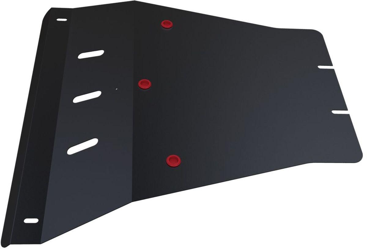 Защита картера и КПП Автоброня, для Ssang Yong Kyron II. 111.05304.2111.05304.2Технологически совершенный продукт за невысокую стоимость. Защита разработана с учетом особенностей днища автомобиля, что позволяет сохранить дорожный просвет с минимальным изменением. Защита устанавливается в штатные места кузова автомобиля. Глубокий штамп обеспечивает до двух раз больше жесткости в сравнении с обычной защитой той же толщины. Проштампованные ребра жесткости препятствуют деформации защиты при ударах. Тепловой зазор и вентиляционные отверстия обеспечивают сохранение температурного режима двигателя в норме. Скрытый крепеж предотвращает срыв крепежных элементов при наезде на препятствие. Шумопоглощающие резиновые элементы обеспечивают комфортную езду без вибраций и скрежета металла, а съемные лючки для слива масла и замены фильтра - экономию средств и время. Конструкция изделия не влияет на пассивную безопасность автомобиля (при ударе защита не воздействует на деформационные зоны кузова). Со штатным крепежом. В комплекте инструкция по...