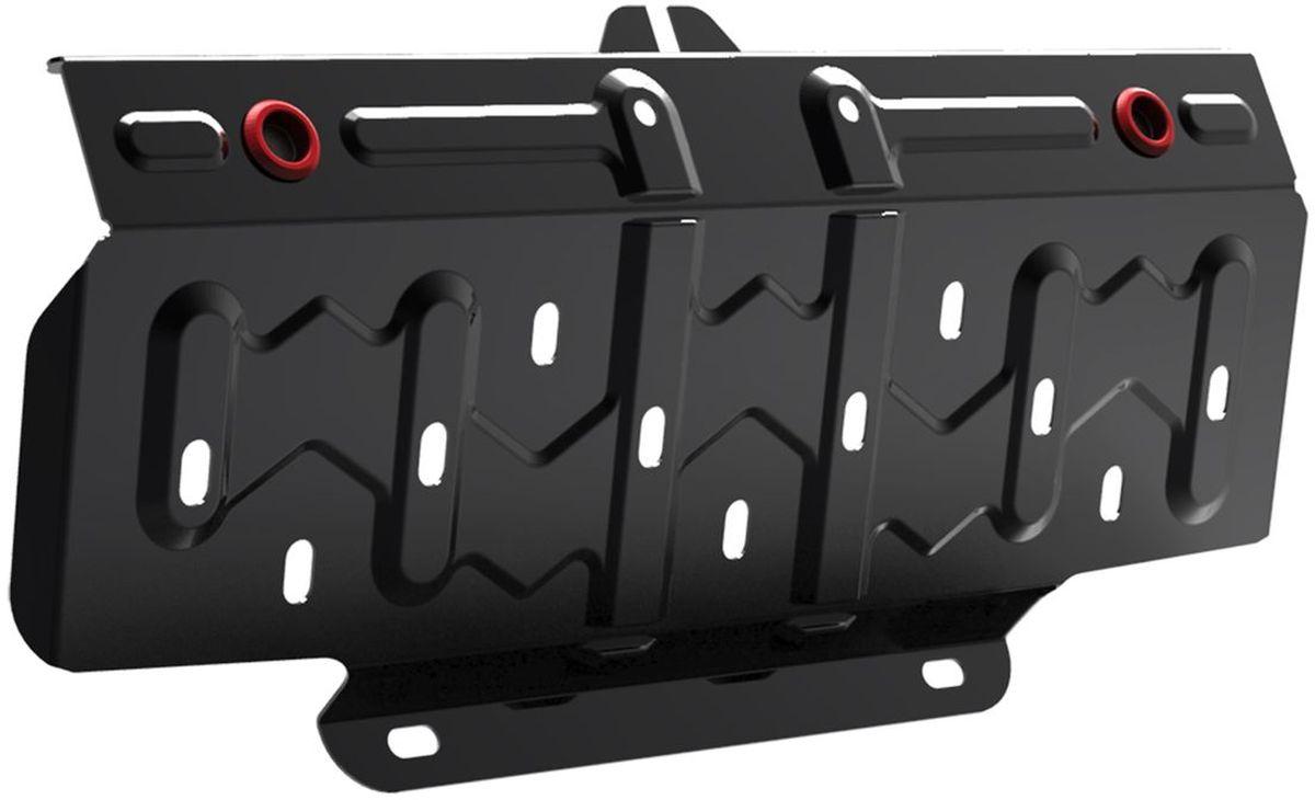 Защита радиатора Автоброня, для Ssang Yong Actyon. 111.05308.1111.05308.1Технологически совершенный продукт за невысокую стоимость. Защита разработана с учетом особенностей днища автомобиля, что позволяет сохранить дорожный просвет с минимальным изменением. Защита устанавливается в штатные места кузова автомобиля. Глубокий штамп обеспечивает до двух раз больше жесткости в сравнении с обычной защитой той же толщины. Проштампованные ребра жесткости препятствуют деформации защиты при ударах. Тепловой зазор и вентиляционные отверстия обеспечивают сохранение температурного режима двигателя в норме. Скрытый крепеж предотвращает срыв крепежных элементов при наезде на препятствие. Шумопоглощающие резиновые элементы обеспечивают комфортную езду без вибраций и скрежета металла, а съемные лючки для слива масла и замены фильтра - экономию средств и время. Конструкция изделия не влияет на пассивную безопасность автомобиля (при ударе защита не воздействует на деформационные зоны кузова). Со штатным крепежом. В комплекте инструкция по...