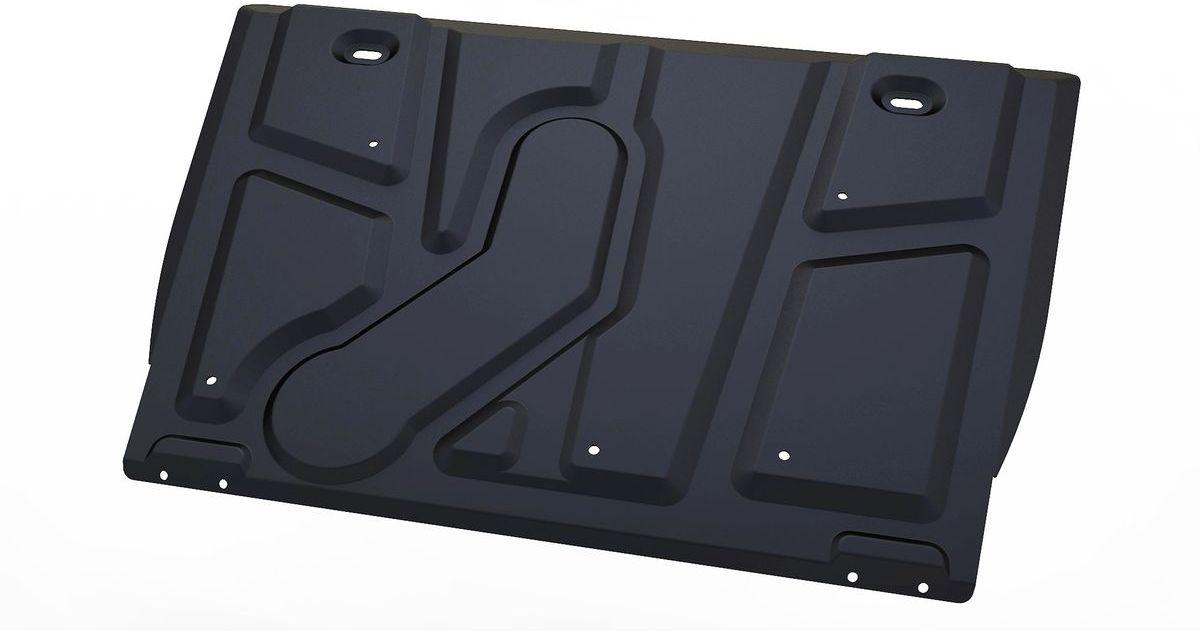 Защита картера и КПП Автоброня, для Toyota Rav 4. 111.05709.1111.05709.1Технологически совершенный продукт за невысокую стоимость. Защита разработана с учетом особенностей днища автомобиля, что позволяет сохранить дорожный просвет с минимальным изменением. Защита устанавливается в штатные места кузова автомобиля. Глубокий штамп обеспечивает до двух раз больше жесткости в сравнении с обычной защитой той же толщины. Проштампованные ребра жесткости препятствуют деформации защиты при ударах. Тепловой зазор и вентиляционные отверстия обеспечивают сохранение температурного режима двигателя в норме. Скрытый крепеж предотвращает срыв крепежных элементов при наезде на препятствие. Шумопоглощающие резиновые элементы обеспечивают комфортную езду без вибраций и скрежета металла, а съемные лючки для слива масла и замены фильтра - экономию средств и время. Конструкция изделия не влияет на пассивную безопасность автомобиля (при ударе защита не воздействует на деформационные зоны кузова). Со штатным крепежом. В комплекте инструкция по...