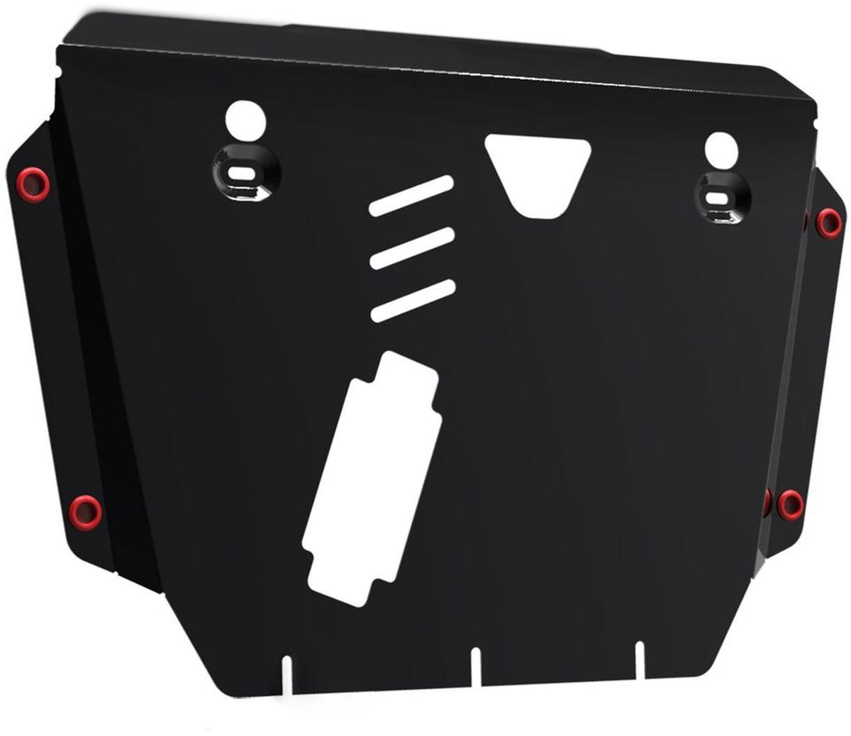 Защита картера и КПП Автоброня, для Toyota Auris/Corolla. 111.05774.1111.05774.1Технологически совершенный продукт за невысокую стоимость. Защита разработана с учетом особенностей днища автомобиля, что позволяет сохранить дорожный просвет с минимальным изменением. Защита устанавливается в штатные места кузова автомобиля. Глубокий штамп обеспечивает до двух раз больше жесткости в сравнении с обычной защитой той же толщины. Проштампованные ребра жесткости препятствуют деформации защиты при ударах. Тепловой зазор и вентиляционные отверстия обеспечивают сохранение температурного режима двигателя в норме. Скрытый крепеж предотвращает срыв крепежных элементов при наезде на препятствие. Шумопоглощающие резиновые элементы обеспечивают комфортную езду без вибраций и скрежета металла, а съемные лючки для слива масла и замены фильтра - экономию средств и время. Конструкция изделия не влияет на пассивную безопасность автомобиля (при ударе защита не воздействует на деформационные зоны кузова). Со штатным крепежом. В комплекте инструкция по...
