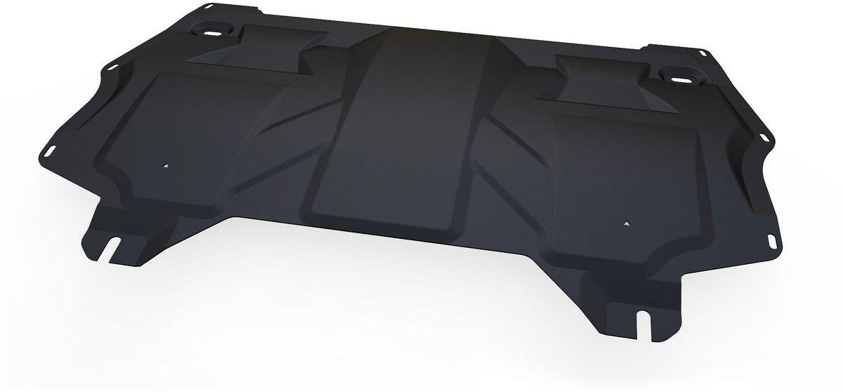 Защита картера и КПП Автоброня, для Audi/Seat/Skoda/VW111.05842.1Технологически совершенный продукт за невысокую стоимость. Защита разработана с учетом особенностей днища автомобиля, что позволяет сохранить дорожный просвет с минимальным изменением. Защита устанавливается в штатные места кузова автомобиля. Глубокий штамп обеспечивает до двух раз больше жесткости в сравнении с обычной защитой той же толщины. Проштампованные ребра жесткости препятствуют деформации защиты при ударах. Тепловой зазор и вентиляционные отверстия обеспечивают сохранение температурного режима двигателя в норме. Скрытый крепеж предотвращает срыв крепежных элементов при наезде на препятствие. Шумопоглощающие резиновые элементы обеспечивают комфортную езду без вибраций и скрежета металла, а съемные лючки для слива масла и замены фильтра - экономию средств и время. Конструкция изделия не влияет на пассивную безопасность автомобиля (при ударе защита не воздействует на деформационные зоны кузова). Со штатным крепежом. В комплекте инструкция по...