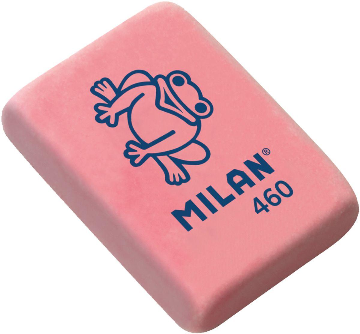Milan Ластик 460 цвет красныйCNM460Ластик Milan с плотной структурой для эффективного стирания карандашей различной твердости. Ластик обеспечивает высокое качество коррекции и не повреждает поверхность бумаги.