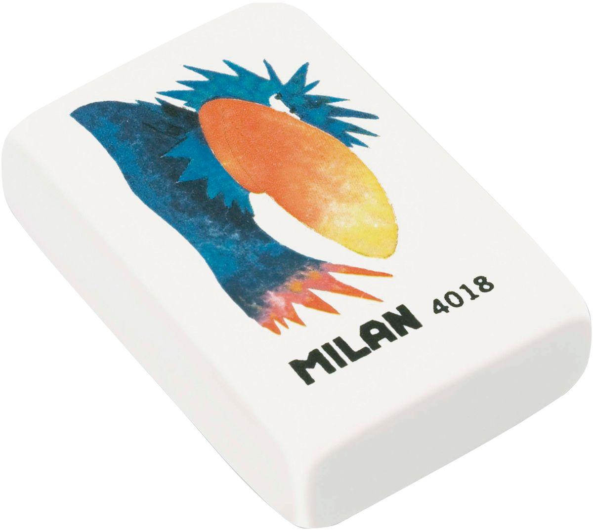 Milan Ластик 4018CMM4018Фирменный дизайн ластика от Milan в классической форме с изображением веселых анимационных персонажей. Великолепное абсорбирующее свойства, бережное отношение к поверхности бумаги. Уважаемые клиенты! Обращаем ваше внимание, что картинки на товаре могут изменяться в зависимости от поступления на склад.