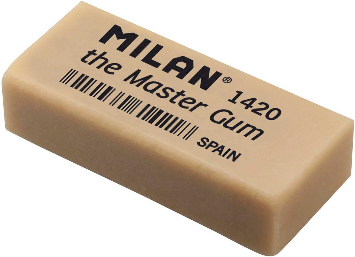 Milan Ластик Master Gum 1420 прямоугольный