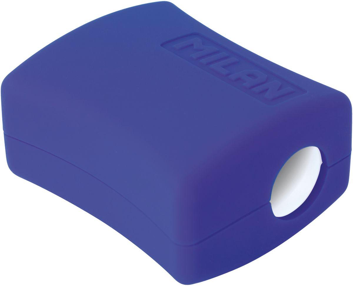 Milan Точилка Double с контейнером20152918Дизайнерская точилка MILAN. Оснащена безопасной системой заточки. Эта система предотвращает отделение лезвия от точилки. Идеально подходит для использования в школах. Стальное лезвие острое и устойчиво к повреждению. Идеально подходит для заточки графитовых и цветных карандашей