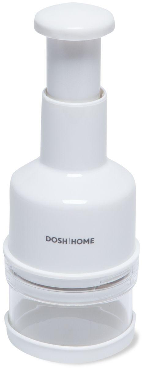 Приспособление для нарезки лука Dosh l Home VEGA100702Поместите лук/овощи на специальную пластину или в специальное отверстие, затем придавите. Чем большее усилие Вы приложите, тем мельче будут нарезаны овощи. Чтобы провести чистку, снимите нижнюю часть корпуса овощерезки и насадку. Промойте под проточной водой. Работайте осторожно, поскольку лезви очень острые. Не используйте абразивные чист щие средства.