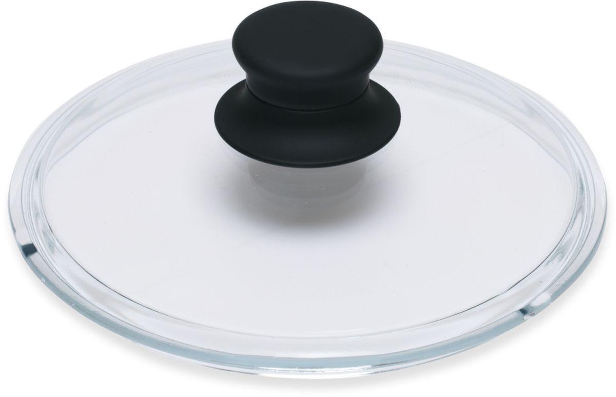 Крышка Dosh l Home PERSEUS, стеклянная. Диаметр 20 см200300Универсальная крышка из твердого термостойкого стекла. Бакелитовая ручка плотно прикручена.Можно мыть в посудомоечной машине, не используйте в духовке.