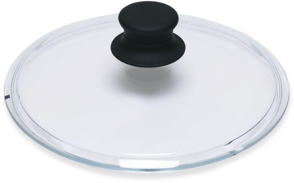 Крышка Dosh l Home PERSEUS, стеклянная. Диаметр 24 см200301Универсальная крышка из твердого термостойкого стекла. Бакелитовая ручка плотно прикручена.Можно мыть в посудомоечной машине, не используйте в духовке.