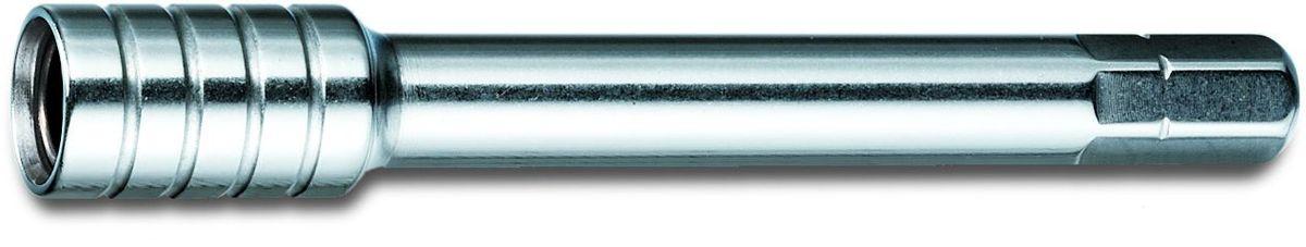 Удлинитель сменный Victorinox SwissTool, для мультитулов, цвет: серый металлик3.0305Идеальный аксессуар добавляет последний,но крайне важный штрих любому ножу Victorinox.Поэтому для каждого товара предлагается чехол для безопасного хранения в кармане или под рукой на ремне.Каким будет ваш чехол : из кожзаменителя,натуральной кожи или нейлона?Черный,красный,корчневый,зеленый или флоуресцентный?Вы предпчтете модель с петлей для ремня или с удобной вращающейся клипсой?Выбор за Вами!Благодаря богатому выбору цепочек с панцирным плетением,карабинов,крючков для ремня и цветных шнуроввы сможете добавить больше характера,при этом инструмент Victorinox будет всегда под руккой,и вы больше не рискуеет потерять его. Сменный удлинитель VICTORINOX для мультитулов SwissTool, нержавеющая сталь