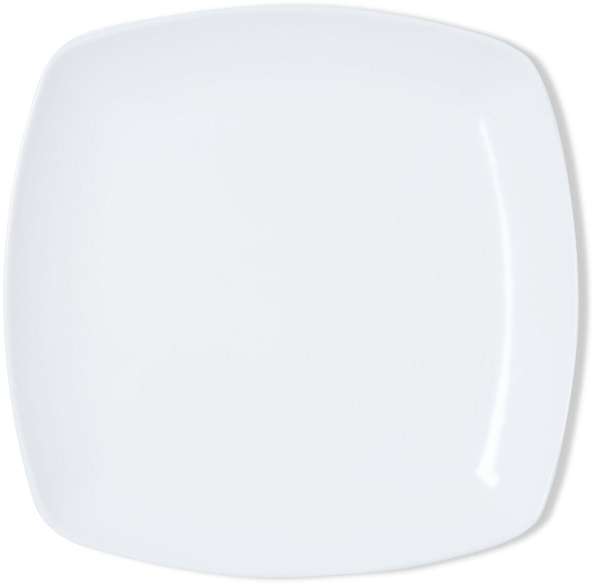 Тарелка мелкая Dosh l Home ADARA, квадратная, 28 см400200Элегантные тарелки для стильной сервировки блюд и закусок. Изготовлены из высококачественного силикона белоснежного цвета. Силикон не впитывает запах и вкус продуктов, устойчив к царапинам. Подходит для микроволновой печи, холодильника. Можно мыть в посудомоечной машине. Мыть обычными моющими средствами, не использовать агрессивные вещества, металлические мочалки, острые предметы и т.д..