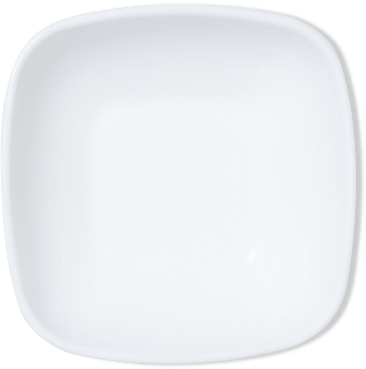 Миска Dosh l Home ADARA квадратная, 15 см400203Элегантные тарелки для стильной сервировки блюд и закусок. Изготовлены из высококачественного силикона белоснежного цвета. Силикон не впитывает запах и вкус продуктов, устойчив к царапинам. Подходит для микроволновой печи, холодильника. Можно мыть в посудомоечной машине. Мыть обычными моющими средствами, не использовать агрессивные вещества, металлические мочалки, острые предметы и т.д..