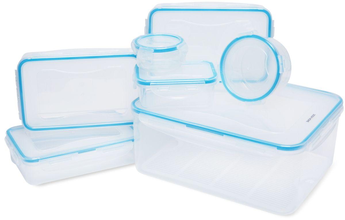 Набор контейнеров Dosh l Home SAGITTA, 14 шт600100