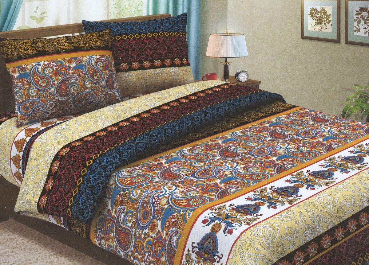Комплект белья Primavera Звезда Востока, евро, наволочки 70x70, 50x70, цвет: мультиколор88404