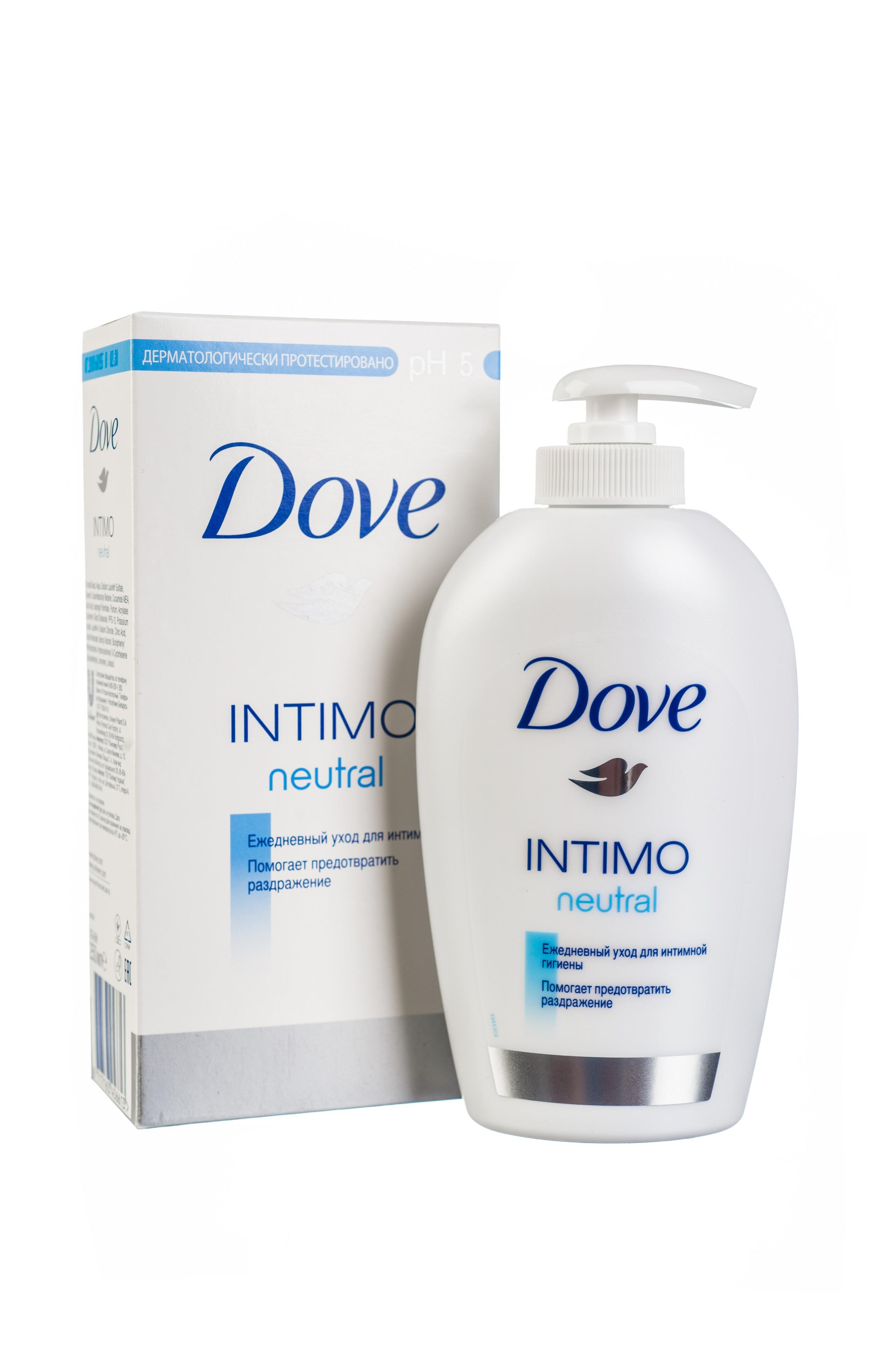 Dove Средство для интимной гигиены Intimo Neutral 250 мл 21138052