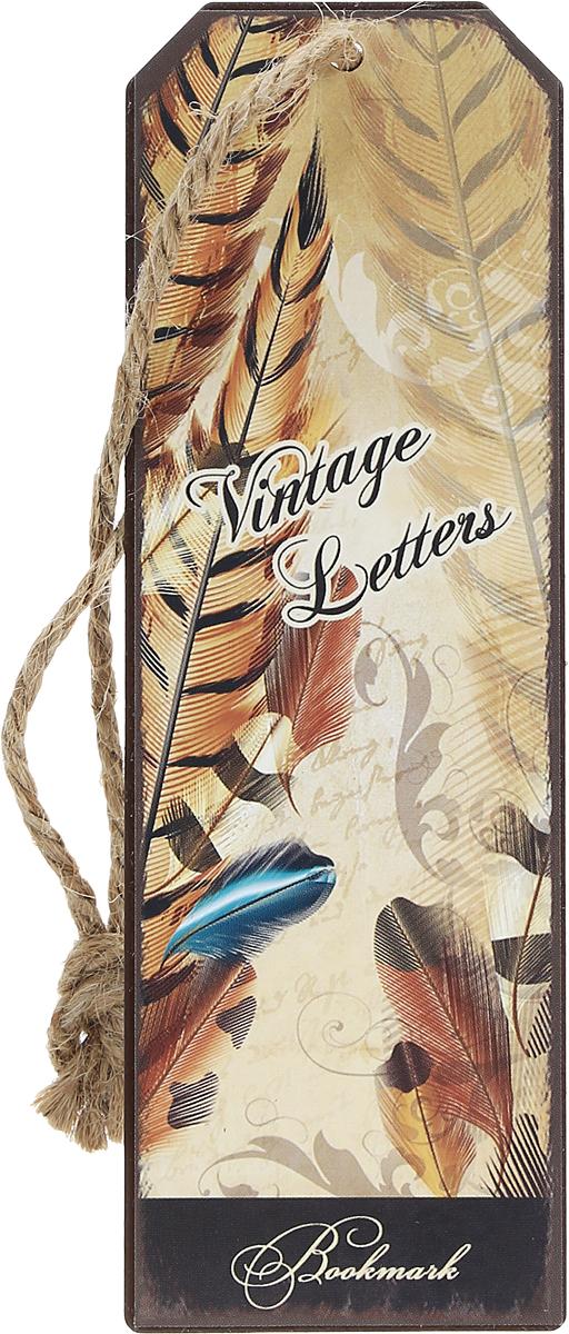 Magic Home Закладка декоративная для книг Винтаж