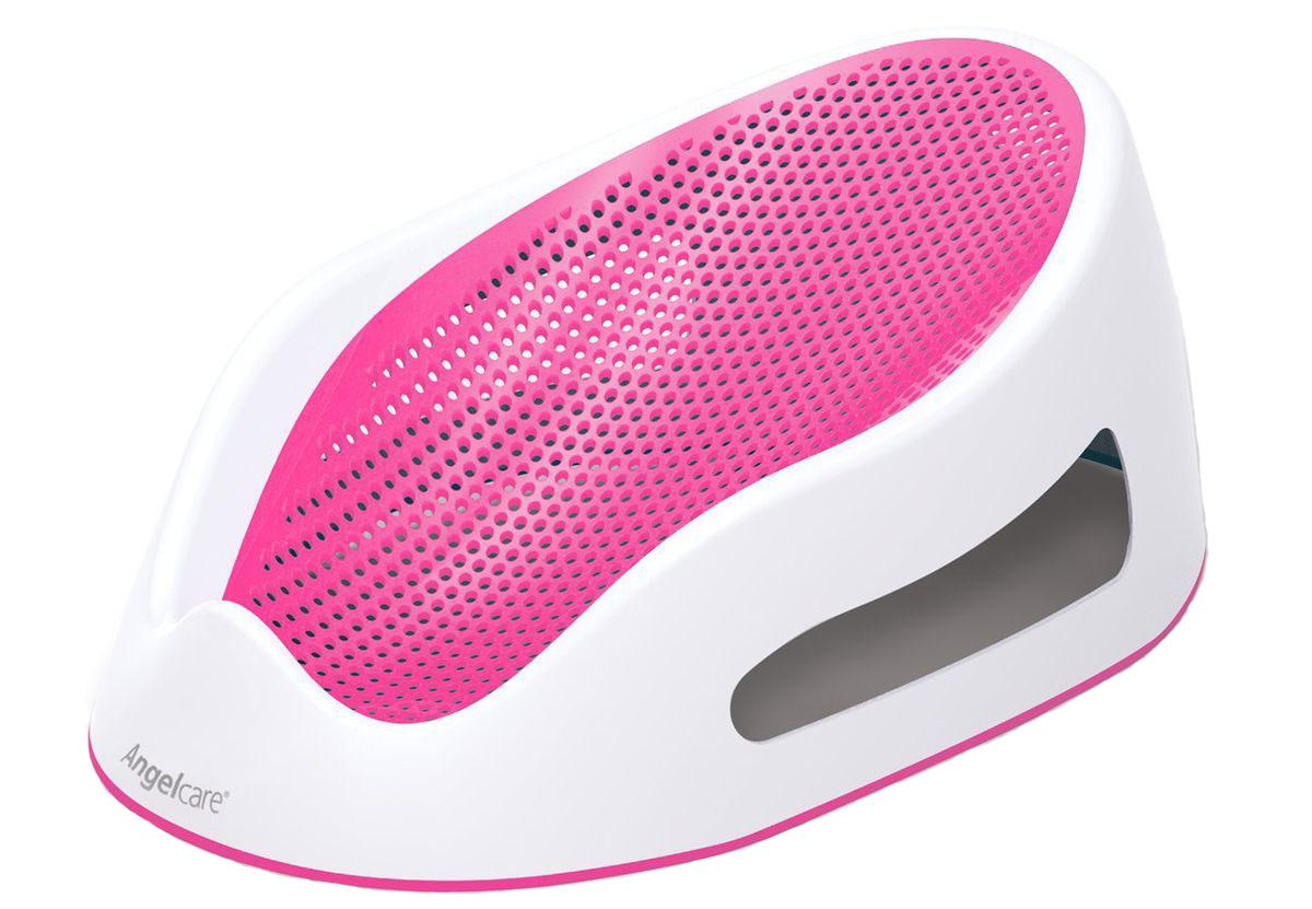 Angelcare Горка для купания цвет розовый