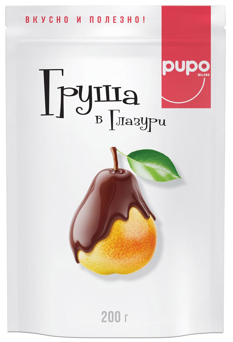 Pupo конфеты Груша в глазури, 200 г