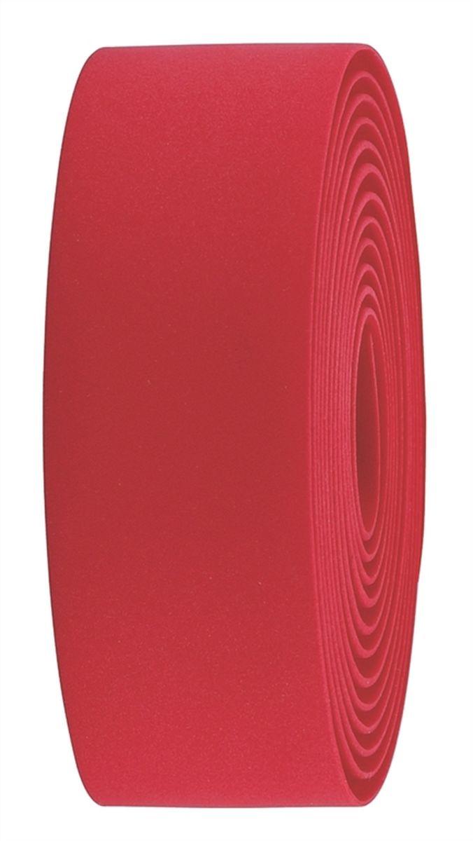 Обмотка руля BBB Race Ribbon, цвет: красныйBHT-01Синтетическая пробка высочайшего качества даёт вам крепкий хват и отлично поглощает вибрации. Также доступна в версии из черной/белой синтетической пробки Без слабых мест, в которых обмотка могла бы порваться при интенсивной эксплуатации Каждый рулон содержит достаточно ленты для того, чтобы обмотать руль любого размера Финишная обмотка и заглушки руля - в комплекте