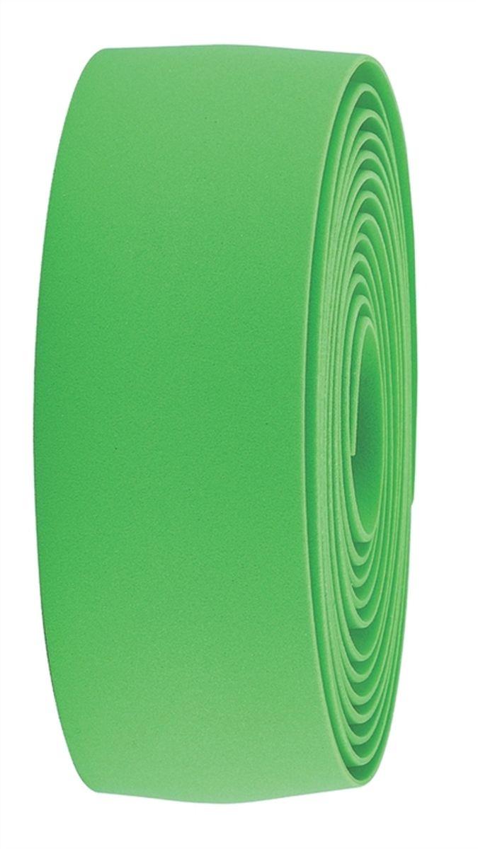 Обмотка руля BBB Race Ribbon, цвет: зеленыйBHT-01Синтетическая пробка высочайшего качества даёт вам крепкий хват и отлично поглощает вибрации. Также доступна в версии из черной/белой синтетической пробки Без слабых мест, в которых обмотка могла бы порваться при интенсивной эксплуатации Каждый рулон содержит достаточно ленты для того, чтобы обмотать руль любого размера Финишная обмотка и заглушки руля - в комплекте