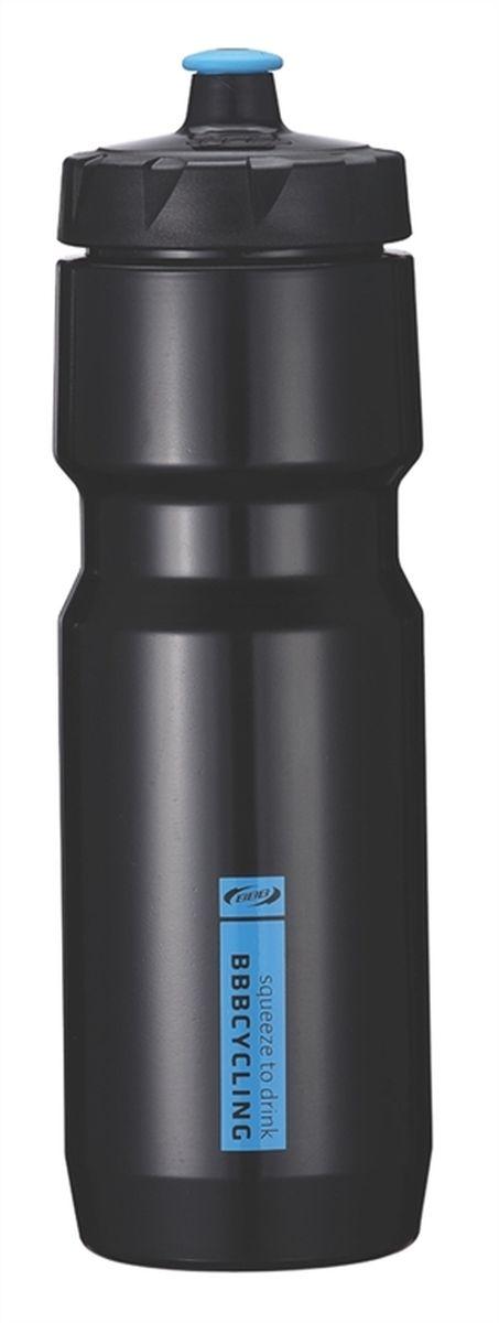 Фляга велосипедная BBB CompTank, цвет: черный, синий, 750 млBWB-05Можно мыть в посудомоечной машинке. Не содержит вредных примесей-BPA free polypropylene (PP). Мягкий и удобный клапан с блокировкой поворотом. Широкое отверстие для легкой чистки и наполнения. Бутылка легко сжимается. Объем: 750 мл /26.4 oz.
