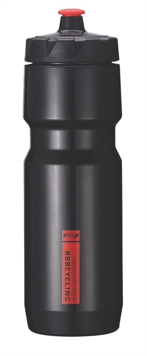 Фляга велосипедная BBB CompTank, цвет: черный, красный, 750 млBWB-05Можно мыть в посудомоечной машинке. Не содержит вредных примесей-BPA free polypropylene (PP). Мягкий и удобный клапан с блокировкой поворотом. Широкое отверстие для легкой чистки и наполнения. Бутылка легко сжимается. Объем: 750 мл /26.4 oz.