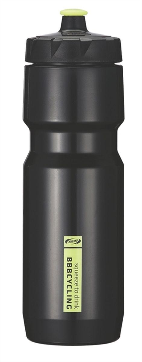 Бутылка для воды BBB CompTank, велосипедная, цвет: черный, желтый, 750 млBWB-05Бутылка для воды BBB CompTank изготовлена из высококачественного полипропилена, безопасного для здоровья. Закручивающаяся крышка с герметичным клапаном для питья обеспечивает защиту от проливания. Оптимальный объем бутылки позволяет взять небольшую порцию напитка. Она легко помещается в сумке или рюкзаке и всегда будет под рукой. Такая идеальная бутылка небольшого размера, но отличной вместимости наполняет оптимизмом, даря заряд позитива и хорошего настроения. Бутылка для воды BBB - отличное решение для прогулки, пикника, автомобильной поездки, занятий спортом и фитнесом.