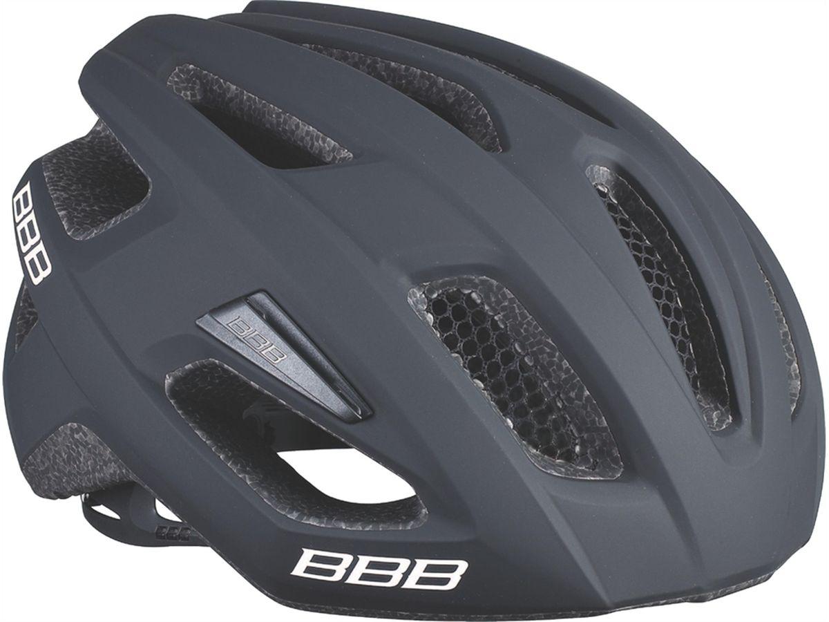 Шлем летний BBB Kite, цвет: черный. Размер LBHE-29Если вы в поисках по-настоящему универсального шлема, то Kite - именно то, что нужно. Продуманная конструкция со съёмным козырьком предельно функциональна. Катаетесь ли вы по шоссе, или по трейлам - с Kite вы всегда в безопасности. Низкопрофильная конструкция обеспечивает дополнительную защиту наиболее уязвимых участков головы. Поликарбонатная оболочка обеспечивает наилучшую защиту. Основой для комфортной и, при этом, плотной посадки послужила легендарная hi-end модель Icarus. Kite - это наша лучшая разработка, одинаково хорошо подходящая как для шоссе, так и для MTB. Интегрированная конструкция. 14 вентиляционных отверстий. Отверстия для вентиляции в задней части шлема для оптимального распределения потоков воздуха. Сетка для защиты от залетающих в шлем насекомых. Настраиваемые ремешки для максимально комфортной посадки. Простая в использовании система настройки TwistClose. Съёмный козырёк со скрытым креплением. Съемные мягкие...