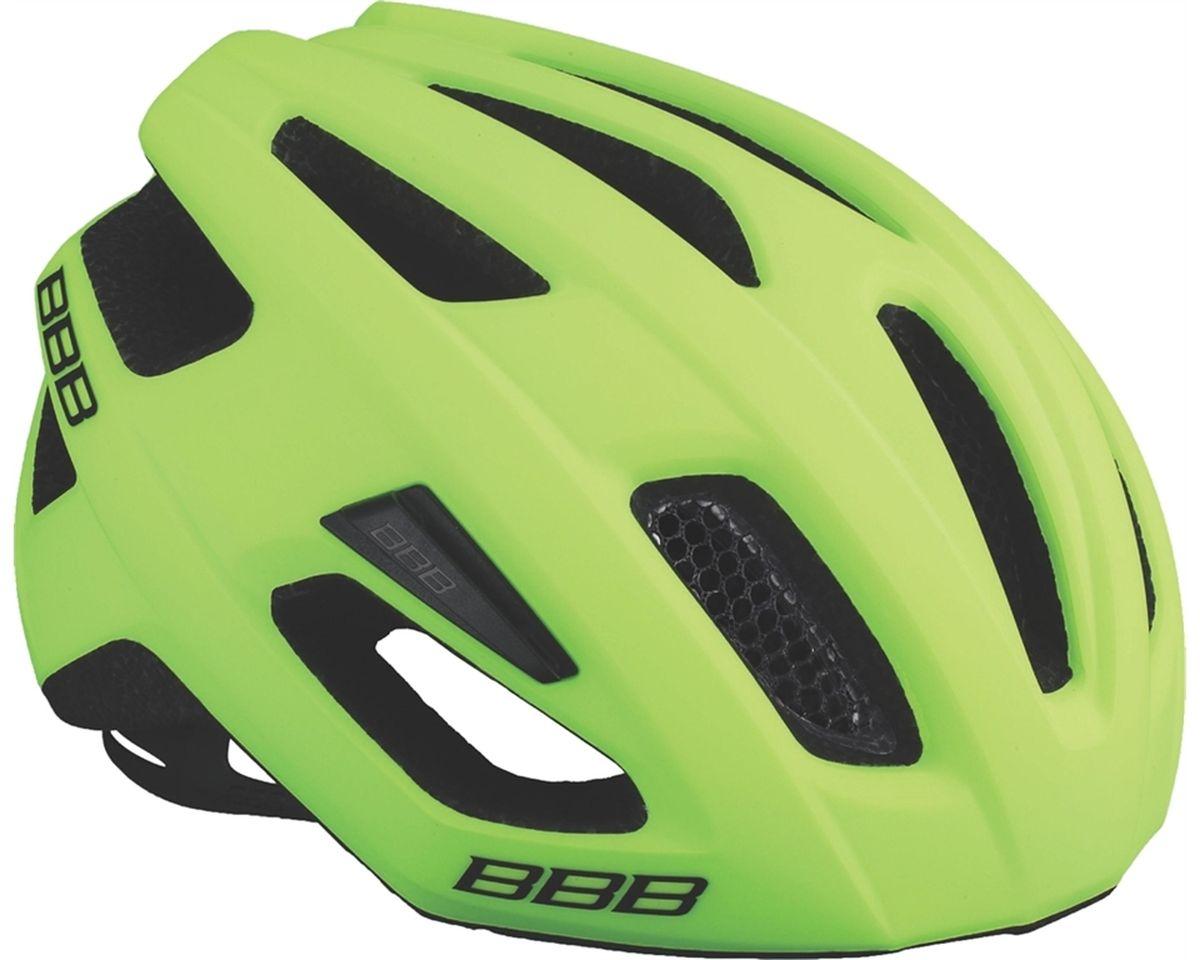 Шлем летний BBB Kite, цвет: желтый. Размер LBHE-29Если вы в поисках по-настоящему универсального шлема, то Kite - именно то, что нужно. Продуманная конструкция со съёмным козырьком предельно функциональна. Катаетесь ли вы по шоссе, или по трейлам - с Kite вы всегда в безопасности. Низкопрофильная конструкция обеспечивает дополнительную защиту наиболее уязвимых участков головы. Поликарбонатная оболочка обеспечивает наилучшую защиту. Основой для комфортной и, при этом, плотной посадки послужила легендарная hi-end модель Icarus. Kite - это наша лучшая разработка, одинаково хорошо подходящая как для шоссе, так и для MTB. Интегрированная конструкция. 14 вентиляционных отверстий. Отверстия для вентиляции в задней части шлема для оптимального распределения потоков воздуха. Сетка для защиты от залетающих в шлем насекомых. Настраиваемые ремешки для максимально комфортной посадки. Простая в использовании система настройки TwistClose. Съёмный козырёк со скрытым креплением. Съемные мягкие...