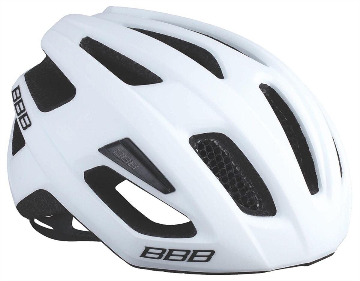 Шлем летний BBB Kite, цвет: белый. Размер MBHE-29Если вы в поисках по-настоящему универсального шлема, то Kite - именно то, что нужно. Продуманная конструкция со съёмным козырьком предельно функциональна. Катаетесь ли вы по шоссе, или по трейлам - с Kite вы всегда в безопасности. Низкопрофильная конструкция обеспечивает дополнительную защиту наиболее уязвимых участков головы. Поликарбонатная оболочка обеспечивает наилучшую защиту. Основой для комфортной и, при этом, плотной посадки послужила легендарная hi-end модель Icarus. Kite - это наша лучшая разработка, одинаково хорошо подходящая как для шоссе, так и для MTB. Интегрированная конструкция. 14 вентиляционных отверстий. Отверстия для вентиляции в задней части шлема для оптимального распределения потоков воздуха. Сетка для защиты от залетающих в шлем насекомых. Настраиваемые ремешки для максимально комфортной посадки. Простая в использовании система настройки TwistClose. Съёмный козырёк со скрытым креплением. Съемные мягкие...