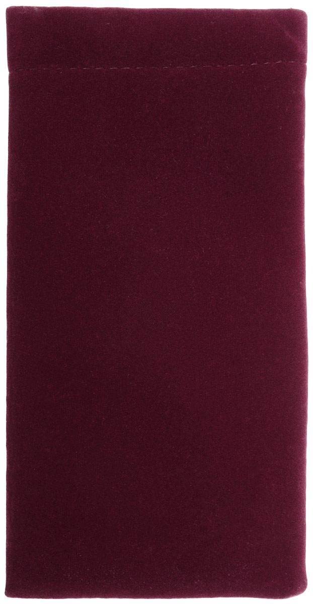 Футляр для очков Proffi Home Fabia Monti, цвет: бордовый. PH6736PH6736Футляр для очков Proffi Home Fabia Monti выполнен из экокожи и сочетает в себе две основные функции: он защищает очки от механического воздействия и служит стильным аксессуаром, играющим эстетическую роль. Закрывается изделие при помощи магнитного замка.