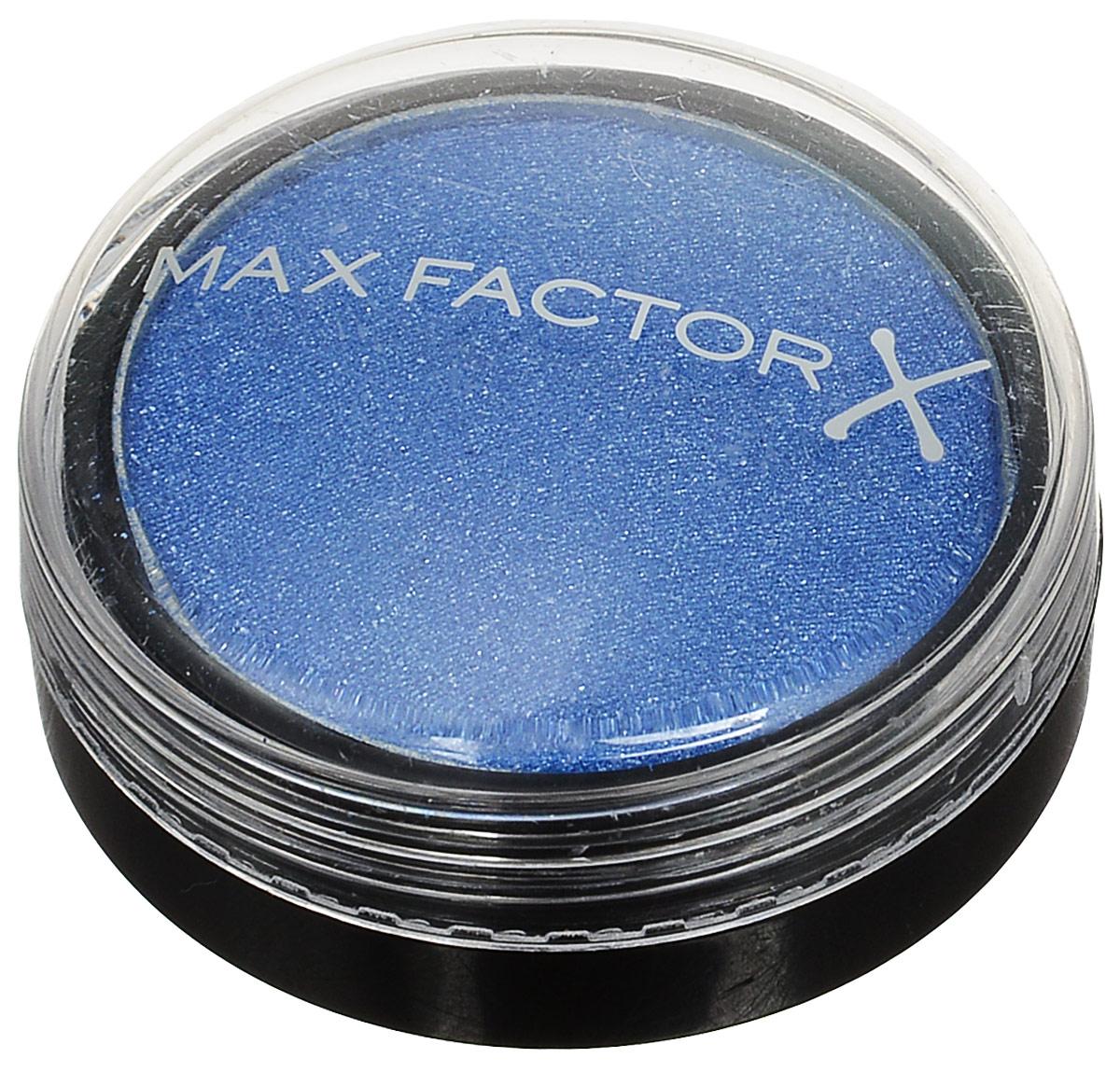 Max Factor Тени Одноцветные Wild Shadow Pots Eyeshadow 45 тон sapphire rage 2 гр81411281Приготовься к диким экспериментам с цветом! Эти высокопигментные тени подарят тебе по-настоящему ошеломительный взгляд. •Высокопигментный цвет •16 ошеломительных насыщенных оттенков •Наноси влажной кисточкой для более интенсивного цвета •Легко растушевываются и смешиваются. Бесконечный простор для экспериментов!