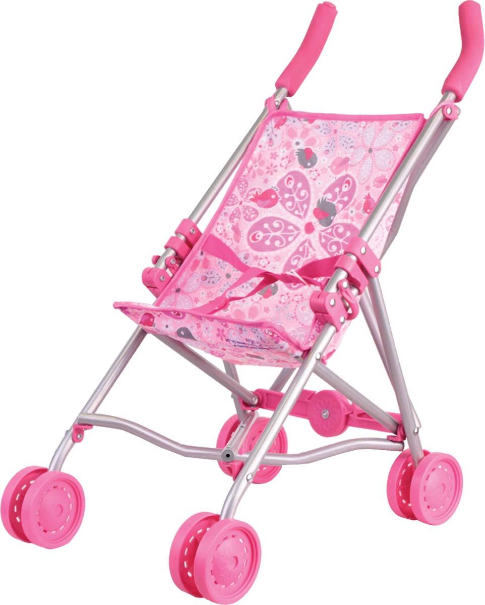 Gulliver Коляска-трость цвет розовый22-11007