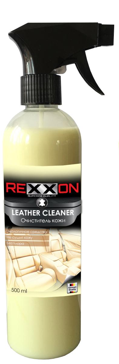 Очиститель салона Rexxon Кондиционер для кожи, 0,5 л5-7-1-1-0