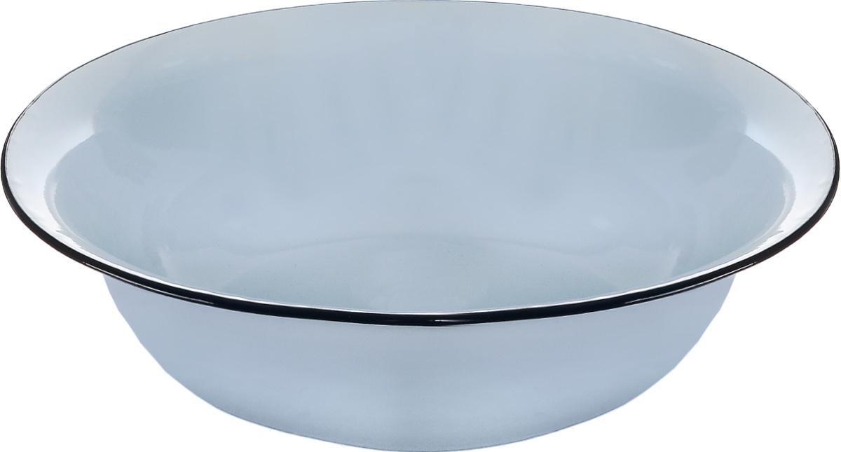 Таз КМК, 12 л. 43004-24243004-242Таз КМК изготовлен из высококачественной стали с эмалированным покрытием. Применяется во время стирки или для хранения различных вещей. Диаметр (по верхнему краю): 45 см. Высота стенки: 13 см.