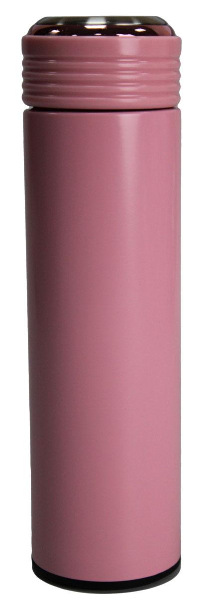 Термос Vetta, 450 мл841734Термос Vetta 450 мл, изготовленный из высококачественной нержавеющей стали, прост в использовании и многофункционален. Изделие имеет двойные стенки, что позволяет содержимому долго оставаться горячим или холодным. Термос сохраняет температуру горячих или холодных продуктов до 24 часов.