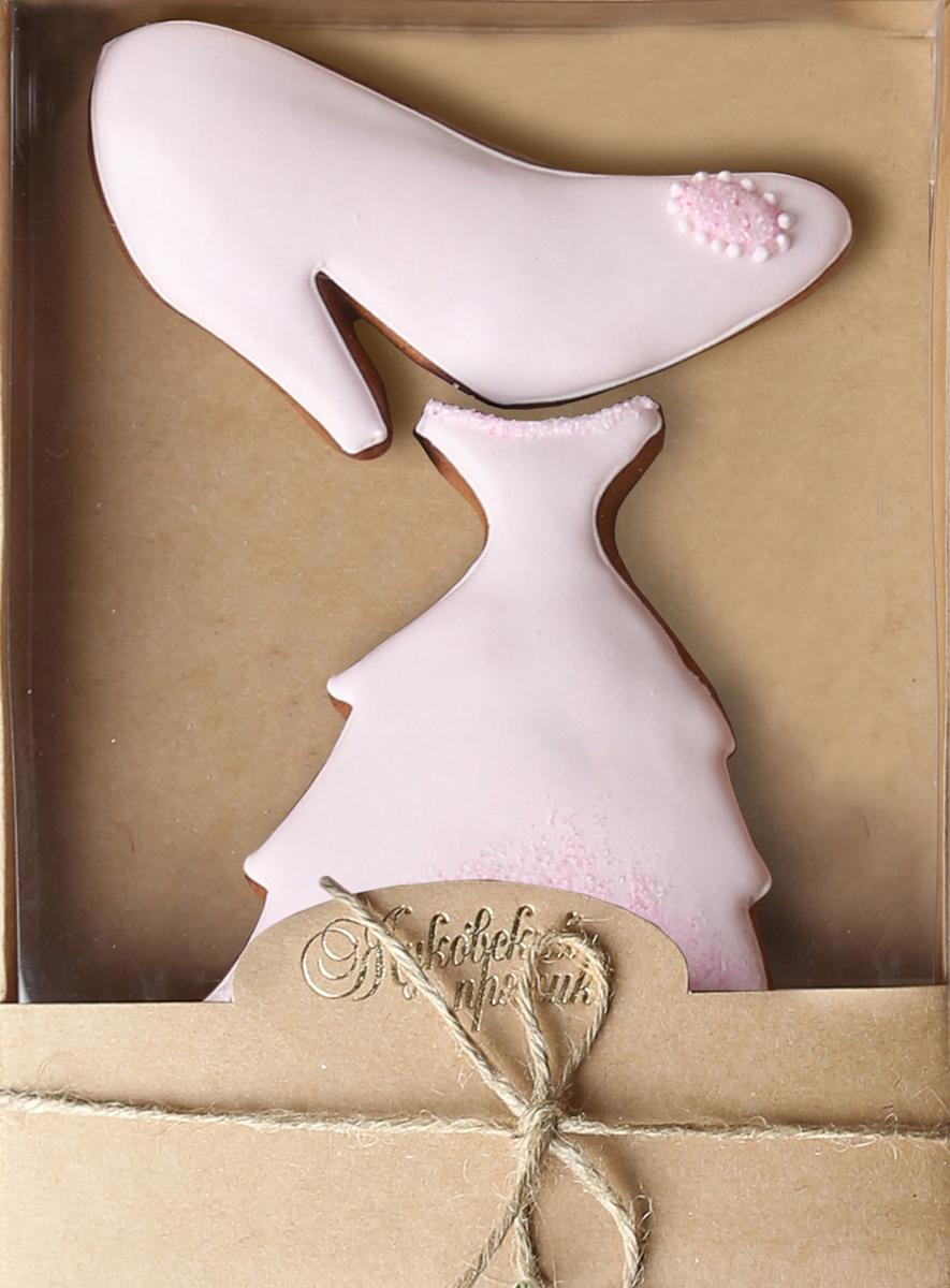 Жуковский пряник Подарочный набор Принцесса 400-00002516Медово-имбирный пряник с росписью из айсинга, фотопечатью на сахарной бумаге. Отличный подарок для любимых. Без ГМО.