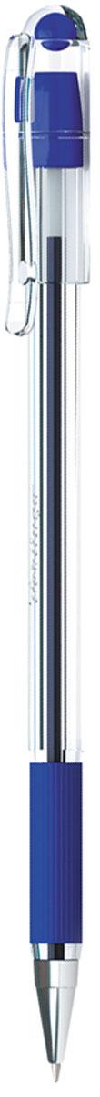 Berlingo Ручка шариковая Mega Soft синяя