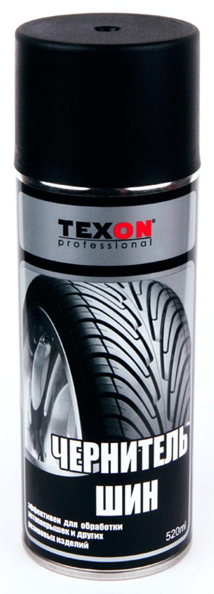 Чернитель шин TEXON, 520 мл