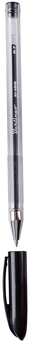 Berlingo Ручка шариковая SI-100 черная