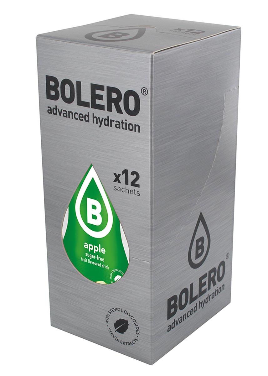 Напиток быстрорастворимый Bolero Aplle / Яблоко, 9 г х 12 штЦБ-00003117Что же такое Bolero Drinks? В первую очередь это - вкусовая добавка без сахара, без глютена, без жиров и углеводов. Bolero Drinks – это мгновенные напитки, которые не содержат сахар, не содержат лактозы, не содержат консервантов, не содержат глютен, не содержат искусственных вкусовых и цветообразующих добавок!!!!!!! Каждый пакетик Bolero Drinks на Стивии весит 9 г, и его достаточно, чтобы подготовить 1,5-2 литра сока, в зависимости от вашего желания. Эти маленькие пакетики очень удобно носить с собой, и подготовка натурального напитка проста - просто добавьте в 1,5-2 литра холодной воды и размешайте. Но Bolero Drinks – это не только напитки. Это великолепное дополнение к каше, творогу и другим субстанциям. Состав: Без добавления ГМО. Не содержит Глютен, без сахара. Кислоты: лимонная кислота, яблочная кислота, мальтодекстрин; ароматические и вкусовые вещества; L-аскорбиновая кислота. Натуральные ароматизаторы и подсластители: ацесульфам К,...