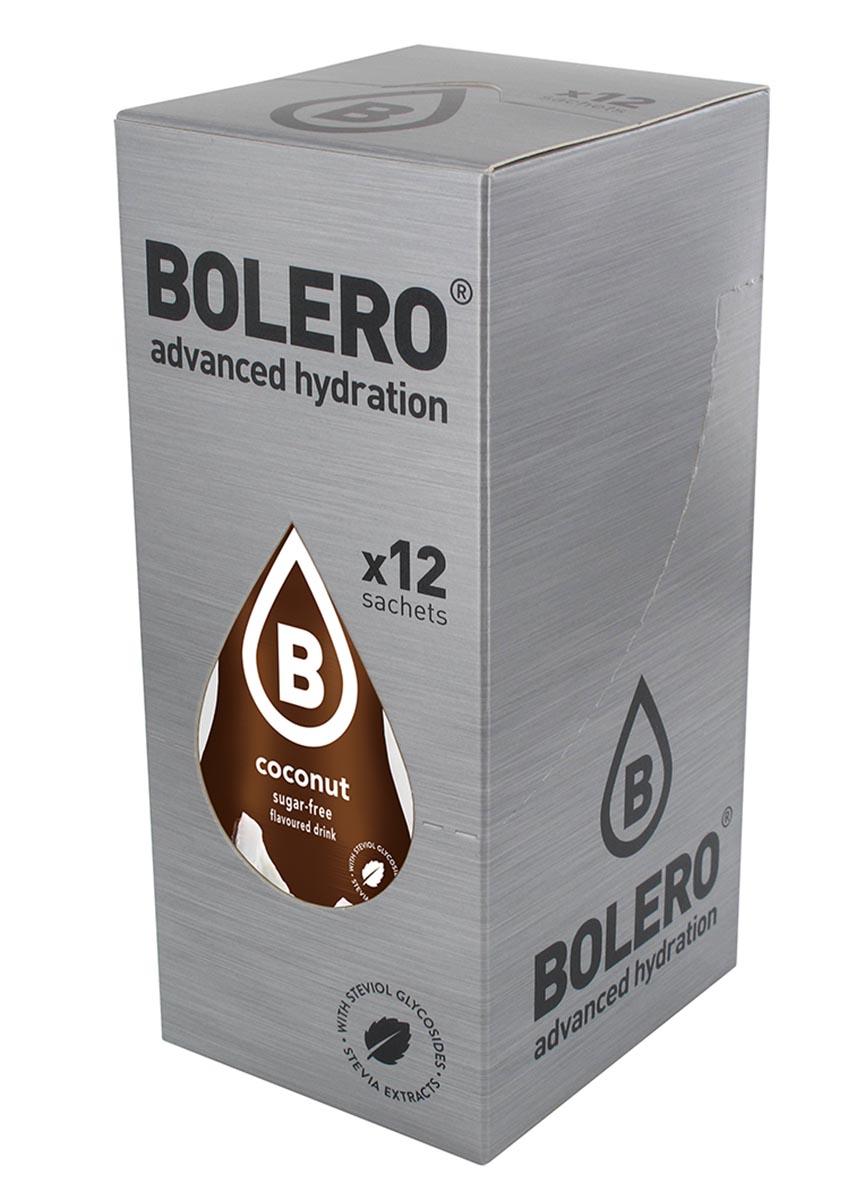 Напиток быстрорастворимый Bolero Coconut / Кокос, 9 г х 12 штЦБ-00003123Что же такое Bolero Drinks? В первую очередь это - вкусовая добавка без сахара, без глютена, без жиров и углеводов. Bolero Drinks – это мгновенные напитки, которые не содержат сахар, не содержат лактозы, не содержат консервантов, не содержат глютен, не содержат искусственных вкусовых и цветообразующих добавок!!!!!!! Каждый пакетик Bolero Drinks на Стивии весит 9 г, и его достаточно, чтобы подготовить 1,5-2 литра сока, в зависимости от вашего желания. Эти маленькие пакетики очень удобно носить с собой, и подготовка натурального напитка проста - просто добавьте в 1,5-2 литра холодной воды и размешайте. Но Bolero Drinks – это не только напитки. Это великолепное дополнение к каше, творогу и другим субстанциям. Состав: Без добавления ГМО. Не содержит Глютен, без сахара. Кислоты: лимонная кислота, яблочная кислота, мальтодекстрин; ароматические и вкусовые вещества; L-аскорбиновая кислота. Натуральные ароматизаторы и подсластители: ацесульфам К,...