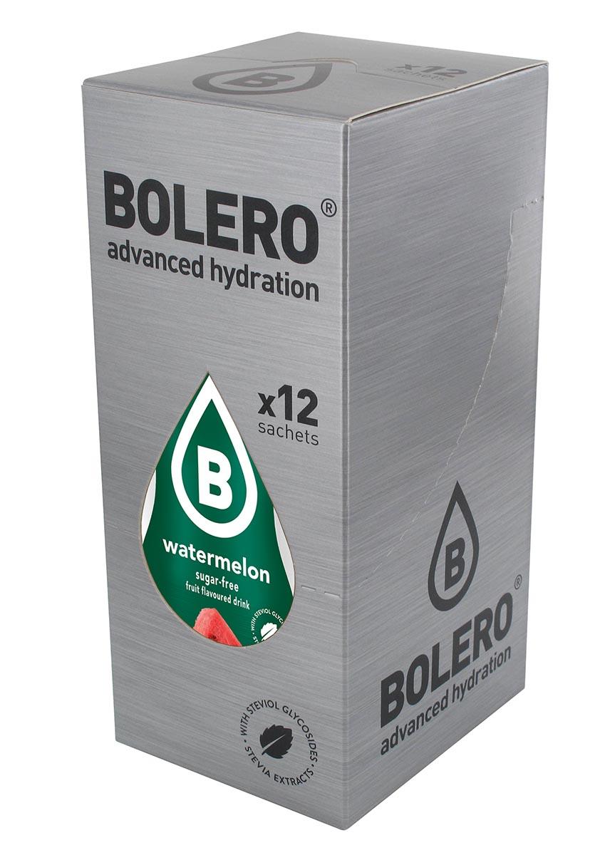 Напиток быстрорастворимый Bolero Watermelon / Арбуз, 9 г х 12 штЦБ-00003125Что же такое Bolero Drinks? В первую очередь это - вкусовая добавка без сахара, без глютена, без жиров и углеводов. Bolero Drinks – это мгновенные напитки, которые не содержат сахар, не содержат лактозы, не содержат консервантов, не содержат глютен, не содержат искусственных вкусовых и цветообразующих добавок!!!!!!! Каждый пакетик Bolero Drinks на Стивии весит 9 г, и его достаточно, чтобы подготовить 1,5-2 литра сока, в зависимости от вашего желания. Эти маленькие пакетики очень удобно носить с собой, и подготовка натурального напитка проста - просто добавьте в 1,5-2 литра холодной воды и размешайте. Но Bolero Drinks – это не только напитки. Это великолепное дополнение к каше, творогу и другим субстанциям. Состав: Без добавления ГМО. Не содержит Глютен, без сахара. Кислоты: лимонная кислота, яблочная кислота, мальтодекстрин; ароматические и вкусовые вещества; L-аскорбиновая кислота. Натуральные ароматизаторы и подсластители: ацесульфам К,...