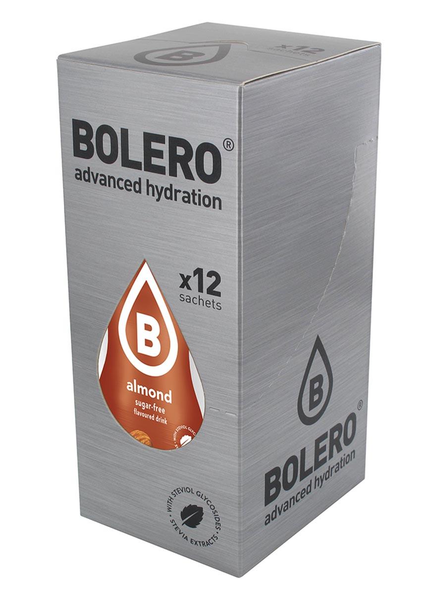"Напиток быстрорастворимый Bolero ""Almond / Миндаль"", 9 г х 12 шт ЦБ-00003130"