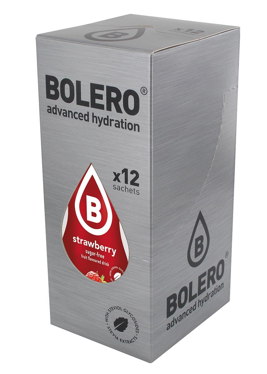 Напиток быстрорастворимый Bolero Strawberry / Клубника, 9 г х 12 штЦБ-00003132Что же такое Bolero Drinks? В первую очередь это - вкусовая добавка без сахара, без глютена, без жиров и углеводов. Bolero Drinks – это мгновенные напитки, которые не содержат сахар, не содержат лактозы, не содержат консервантов, не содержат глютен, не содержат искусственных вкусовых и цветообразующих добавок!!!!!!! Каждый пакетик Bolero Drinks на Стивии весит 9 г, и его достаточно, чтобы подготовить 1,5-2 литра сока, в зависимости от вашего желания. Эти маленькие пакетики очень удобно носить с собой, и подготовка натурального напитка проста - просто добавьте в 1,5-2 литра холодной воды и размешайте. Но Bolero Drinks – это не только напитки. Это великолепное дополнение к каше, творогу и другим субстанциям. Состав: Без добавления ГМО. Не содержит Глютен, без сахара. Кислоты: лимонная кислота, яблочная кислота, мальтодекстрин; ароматические и вкусовые вещества; L-аскорбиновая кислота. Натуральные ароматизаторы и подсластители: ацесульфам К,...