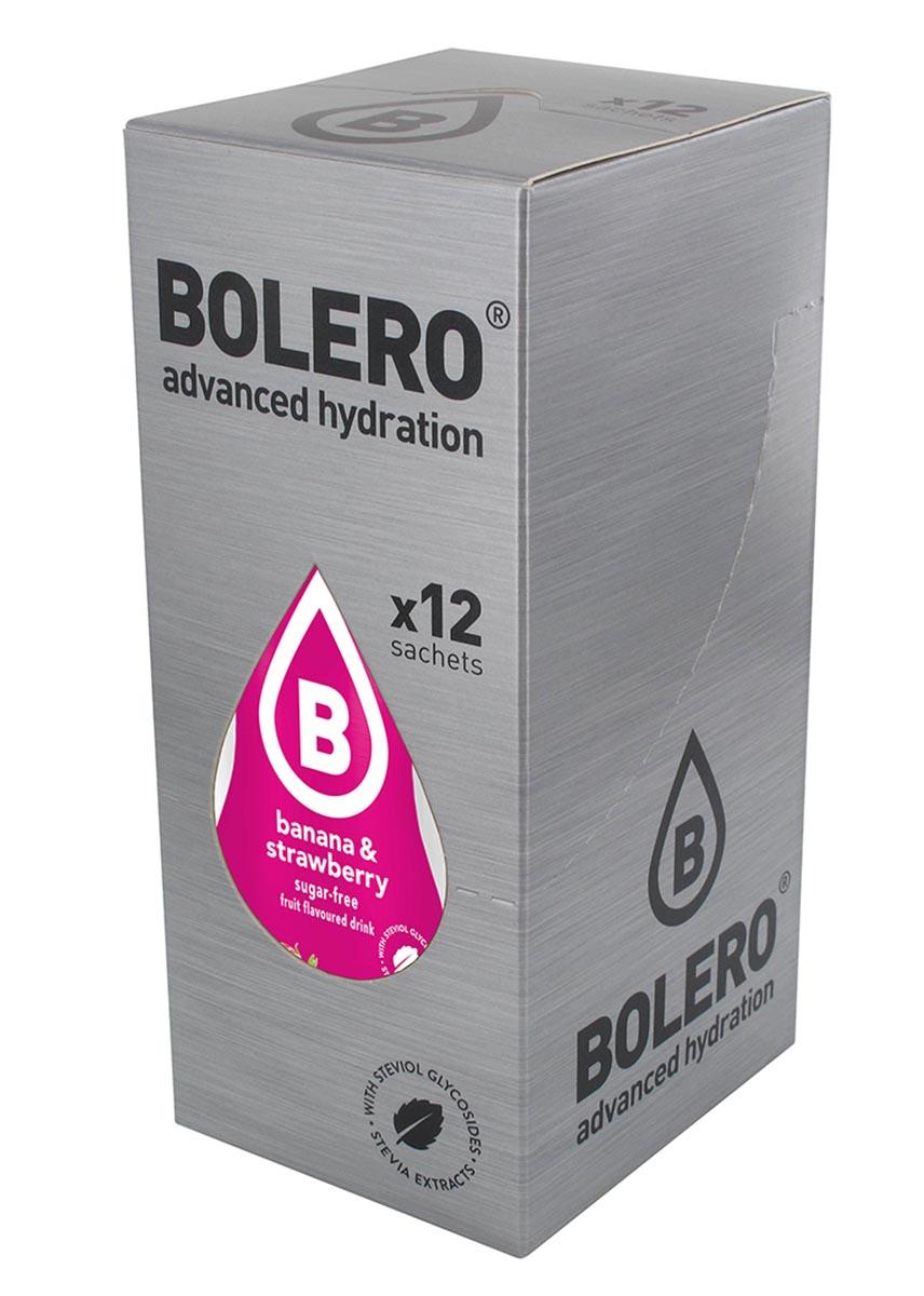 Напиток быстрорастворимый Bolero Banana & Strawberry / Банан и клубника, 9 г х 12 штЦБ-00003134Что же такое Bolero Drinks? В первую очередь это - вкусовая добавка без сахара, без глютена, без жиров и углеводов. Bolero Drinks – это мгновенные напитки, которые не содержат сахар, не содержат лактозы, не содержат консервантов, не содержат глютен, не содержат искусственных вкусовых и цветообразующих добавок!!!!!!! Каждый пакетик Bolero Drinks на Стивии весит 9 г, и его достаточно, чтобы подготовить 1,5-2 литра сока, в зависимости от вашего желания. Эти маленькие пакетики очень удобно носить с собой, и подготовка натурального напитка проста - просто добавьте в 1,5-2 литра холодной воды и размешайте. Но Bolero Drinks – это не только напитки. Это великолепное дополнение к каше, творогу и другим субстанциям. Состав: Без добавления ГМО. Не содержит Глютен, без сахара. Кислоты: лимонная кислота, яблочная кислота, мальтодекстрин; ароматические и вкусовые вещества; L-аскорбиновая кислота. Натуральные ароматизаторы и подсластители: ацесульфам К,...